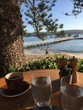 The Public Dining Room  coffee with a view. menu   Picture of The Public Dining Room  Mosman   TripAdvisor
