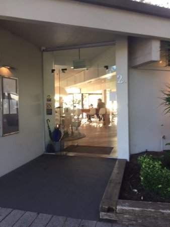The Public Dining Room  entrance. menu   Picture of The Public Dining Room  Mosman   TripAdvisor