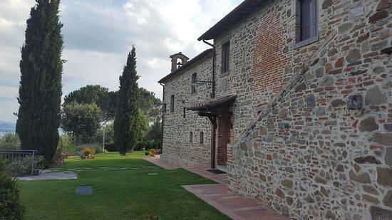 Villa San Crispolto Bild
