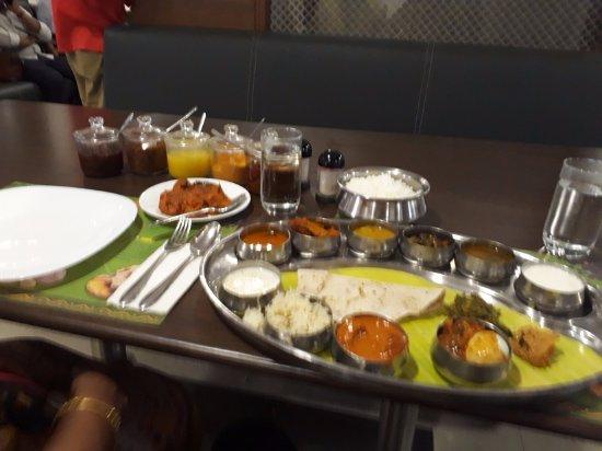 Full non veg meals - Picture of Sankaranti, Chennai ...