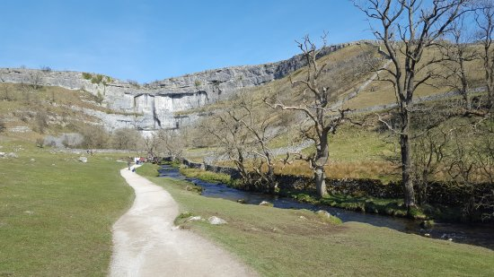 Malham Cove and Gordale