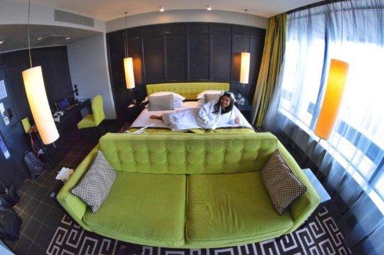 The Fitzwilliam Hotel Belfast Picture