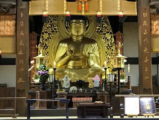 Chuson-ji Temple Foto