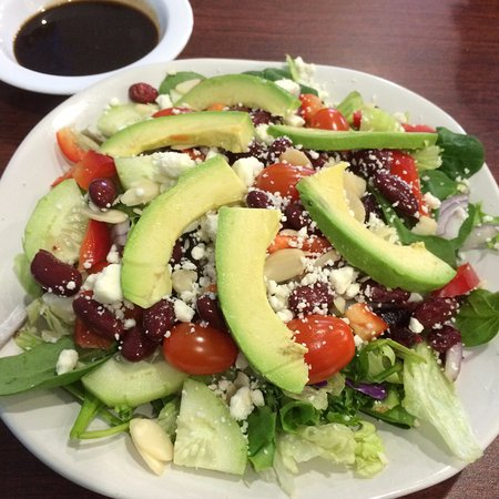 Orland, CA: All kinds of Salads available
