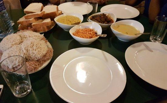 Kegalle, Sri Lanka: FOOD