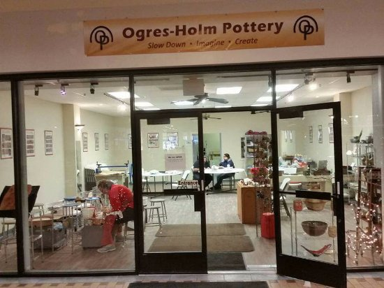 Carson City, NV: Welcome to our Ogres-Holm Pottery