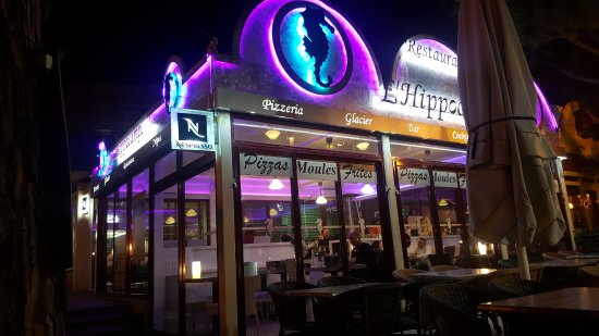 Карнон, Франция: Restaurant L'Hippocampe