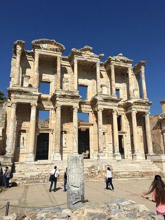 Celsus-Bibliothek: Muhteşem bir anıt