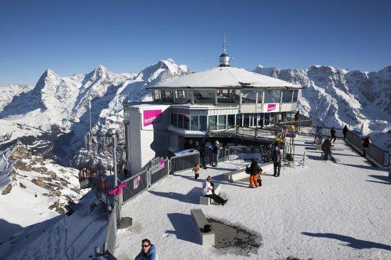 Murren, Zwitserland: Schilthorn - Piz Gloria