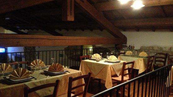 Badia Tedalda, Italy: Il soppalco