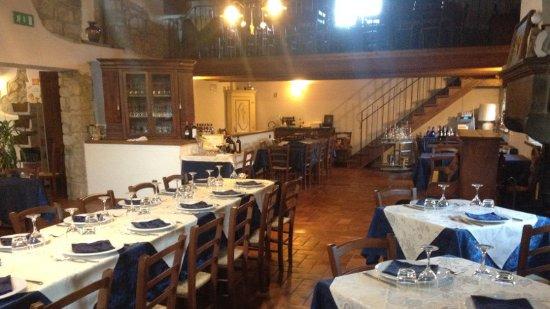 Badia Tedalda, Italy: Il salone