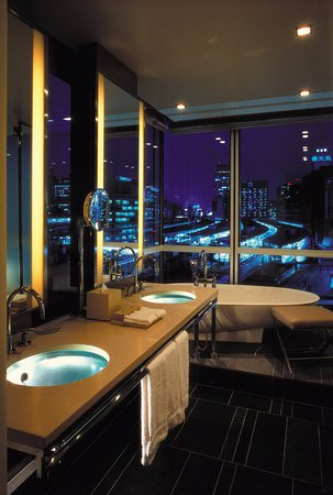Four Seasons Hotel Tokyo At Marunouchi Bath Room One Bed Suite