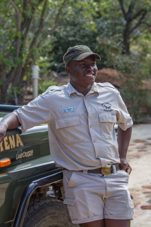 Провинция Лимпопо, Южная Африка: Gids William