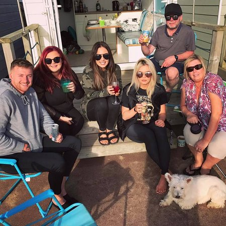 Lytham St Annes, UK: Cheers