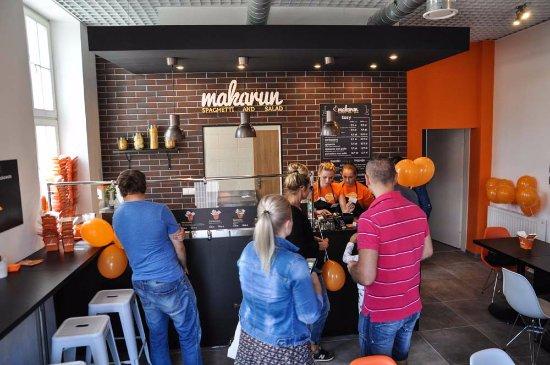 Kedzierzyn Kozle, Πολωνία: Otwarcie Makaruna