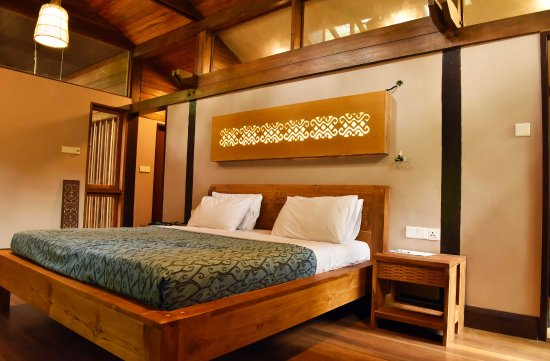 Kinabatangan District, Malezja: Our new Villa King-bed Rooms