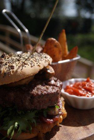Le Papy's: Papy's burger