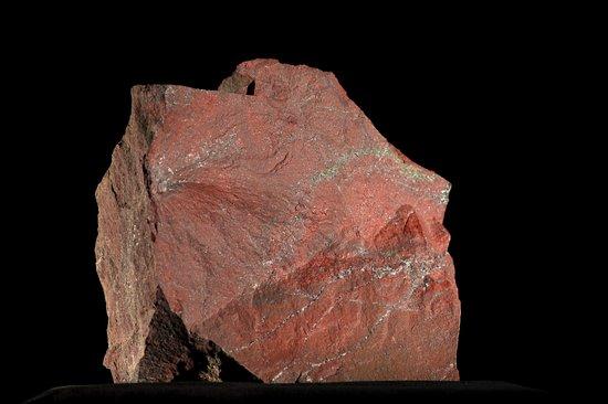 Filipstad, السويد: Järnkisel från Mineralutställningen i Långban