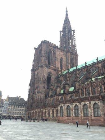Cathedrale Notre Dame de Strasbourg: Liebfrauenmünster_1