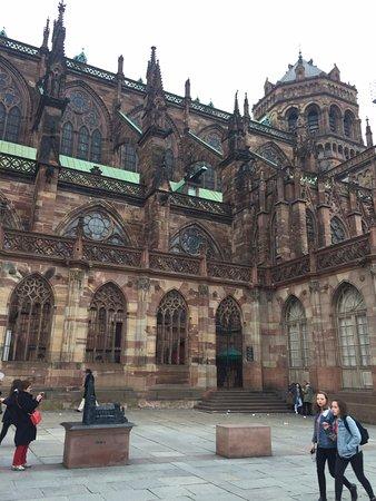 Cathedrale Notre Dame de Strasbourg: Liebfrauenmünster_2