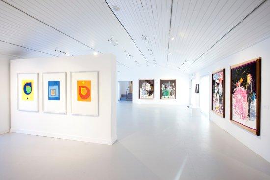 Grafiksamlingen på Kastrupgårdsamlingen