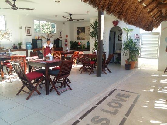 Hotel Casa Ticul: 20170319_152014_large.jpg