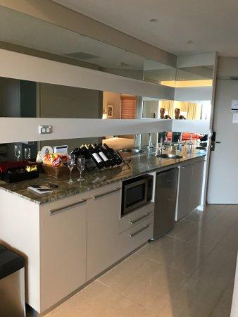 Yarra Glen, Australia: Kitchen