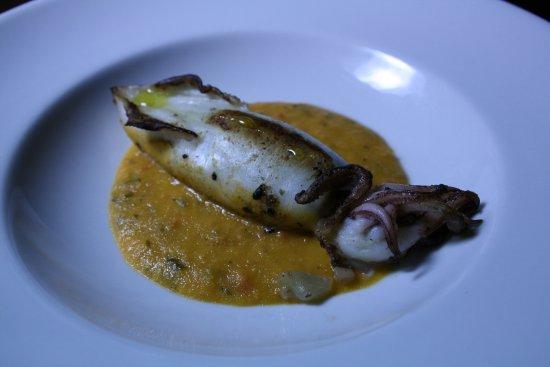 Comerio, Italy: Calamaretto ripieno alla siciliana