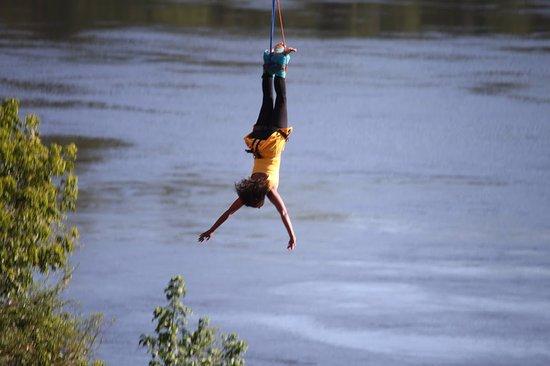 Jinja, Uganda: Nile High Bungee