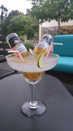 Marsac-sur-l'Isle, فرنسا: Cocktail La Suite