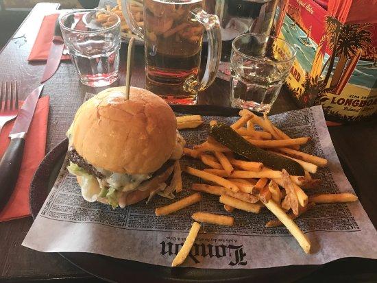 gnarly burger kungsholmen