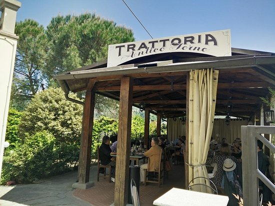 Villamagna, Italy: La Veranda