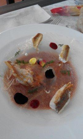 Gallicano nel Lazio, Włochy: Zuppa di pesce