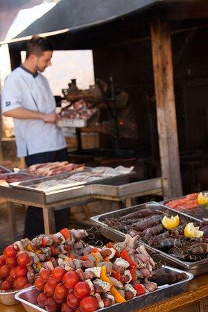 La Paika : Barbecue