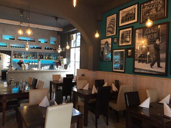 Velp, Holland: Ristorante Pizzeria Rossetti