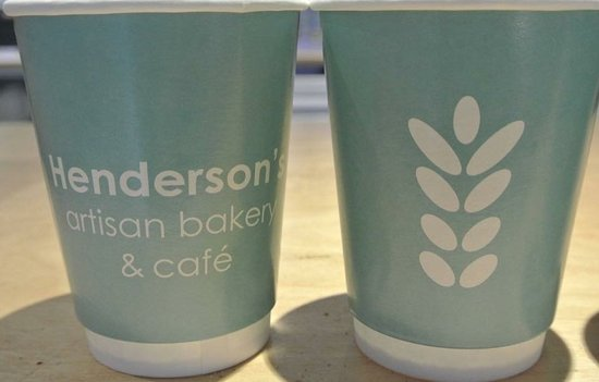 Henderson's Artisan Bakery & Cafe: We love good coffee almost as much as we love bread.