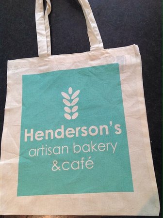 Henderson's Artisan Bakery & Cafe: Our Bag for Loaf