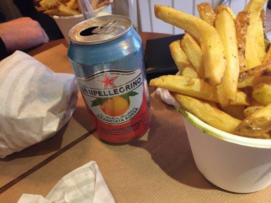 Photo of American Restaurant Patty & Bun at 54 James Street, London W1U 1HE, United Kingdom