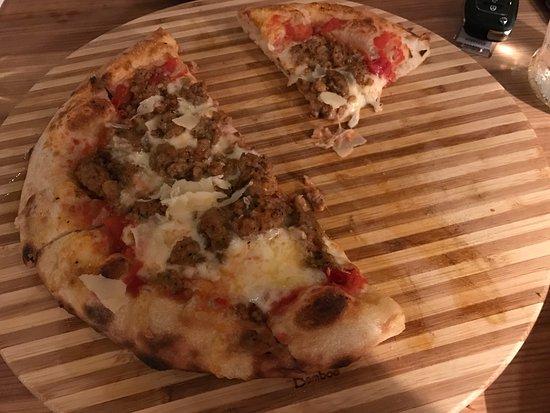 Coleman, Τέξας: Pizza