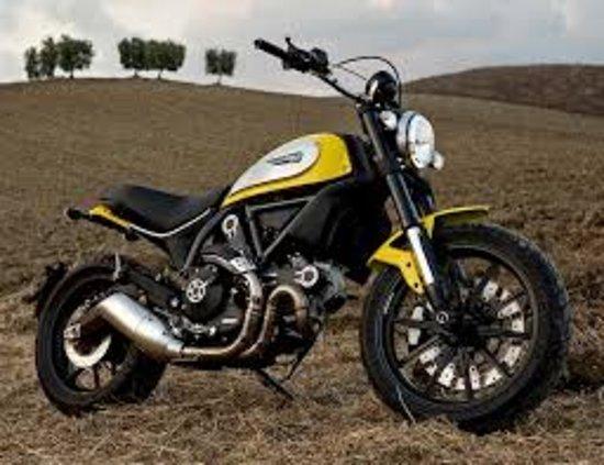 Ducati Scrambler Rental
