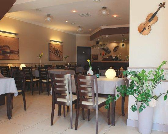 Impreza Restaurant: Sala c.d.