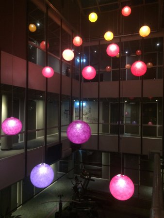 Kista, Suecia: luci