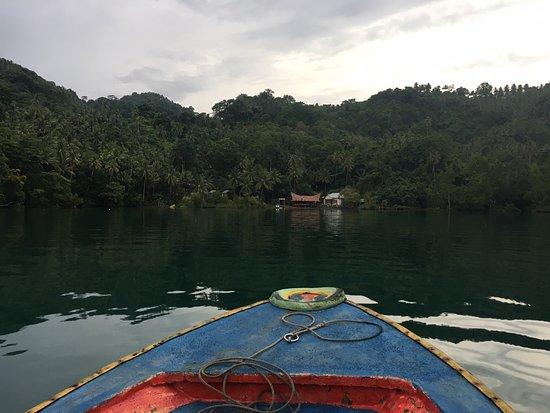Pulau Lembeh, Indonesia: transfer to the resort