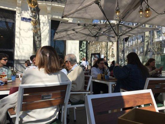 Restaurante Puerta De Alcala Madrid Barrio De Salamanca
