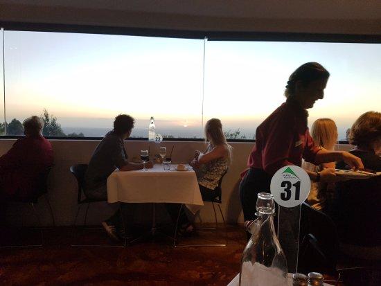 Mount Dandenong, Australia: Restaurant view