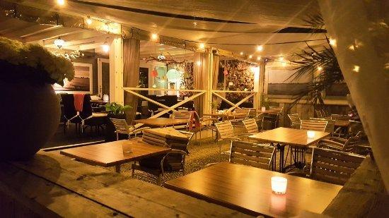Restaurant Anderz Loosdrecht Terras