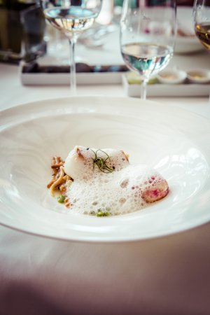Costa d'en Blanes, España: Savour culinary art while overlooking the Mediterranean