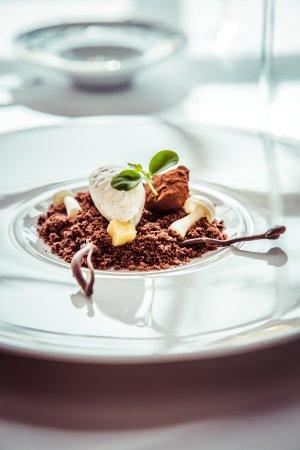 Costa d'en Blanes, España: Flavor profiles beyond expectations at the Restaurant Es Fum
