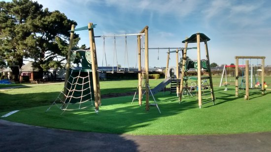 Dyserth, UK: New Play Area 2017