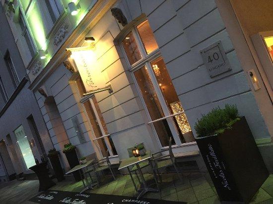 Fehrenbach : Champagner Nicolas Feuillatte zur ProWein 2017 zu Gast